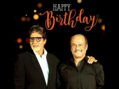 Superstar Rajinikanth's Birthday! Big B, Akshay Kumar, KJO & Madhavan Pour Their Wishes!