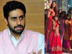 CLAP WORTHY! Abhishek Bachchan's Perfect Reply To A Fan Who SLAMMED Aaradhya & Aishwarya Rai