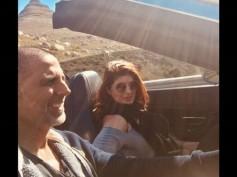 ADORABLE COUPLE! Akshay Kumar Takes Wife Twinkle Khanna On A Long Drive On Her Birthday