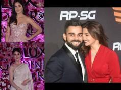 HOT! Katrina Kaif, Jacqueline Fernandez & Others REACT To Virat Kohli- Anushka Sharma's Wedding