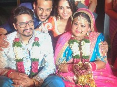 Wedding Bells! Bharti Singh & Haarsh Limbachiyaa Are Husband & Wife! View Pictures
