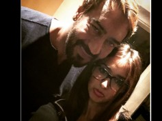 Ajay Devgn Doesn't Make You Feel He Is A Superstar, Says Ileana D'Cruz