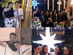 INSIDE PHOTOS: Kareena Kapoor Khan & Her Squad PARTY HARD At Malaika Arora's Pre-Christmas Bash!