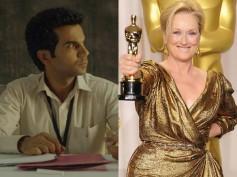 The Oscar Dreams! Rajkummar Rao Wishes To Receive The Prestigious Award From Meryl Streep