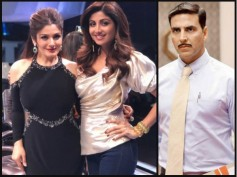 COMMON MISTAKE! Akshay Kumar's EX-GIRLFRIENDS Shilpa Shetty & Raveena Tandon Take A MAJOR DIG At Him