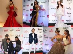 Filmfare Style & Glamour Awards:Deepika Padukone, Katrina Kaif & Others At Dazzling Best [PICS]