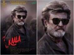 Rajinikanth Birthday Special: Kaala Poster Takes The Social Media By Storm!