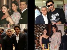 PICS! Shahrukh Khan, Ranbir Kapoor, Katrina Kaif & Others Welcome The Mayor Of London To India
