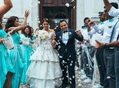 INSIDE PICS Of Surveen Chawla's Fairytale Wedding In Italy: The Actress Opens Up About Her Marriage!