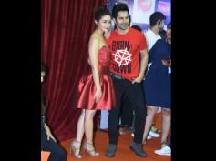 Alia Bhatt, Varun Dhawan & Kriti Sanon Turn Goofballs At Kid's Choice Awards; See Their Lovely Pics