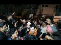 SO SWEET! Varun Sharma Aka Choocha Gets A Warm Welcome Back Home In Jalandhar