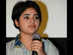 DISGUSTING! 'Dangal' Actress Zaira Wasim MOLESTED On A Delhi- Mumbai Flight