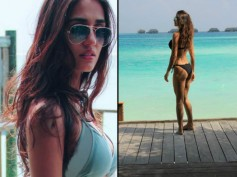 Disha Patani Dons A Bikini & Welcomes 2018 In Style! View Pictures