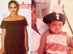 WAIT! Esha Deol Teases Her Fans With A Photo; Is That Baby Radhya?