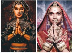 PICS: Ragini MMS Returns' Karishma Sharma In Deepika Padukone's Padmavati Avatar Is A Must-see!