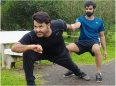 IN PIC! Mohanlal & Pranav Mohanlal Take The Social Media By Storm!