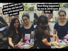 HEART-WARMING! Here's How A Fan Made Shraddha Kapoor's Day
