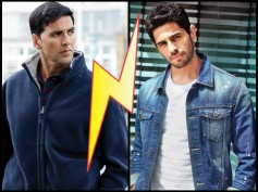 OMG! Sidharth Malhotra OFFENDS Akshay Kumar; Sounds Very RUDE & ANGRY Over Aiyaary Clash With Padman