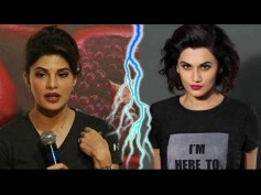 CATFIGHT BEGINS? Taapsee Pannu Doesn't Want To Work With Jacqueline Fernandez After Judwaa 2
