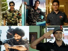 From Shahrukh Khan To Sidharth Malhotra! B-Town Actors Who Owned The Army Uniform & How