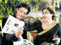 Kajol Said Something Really Sweet About Working With Shahrukh Khan In 'Zero'