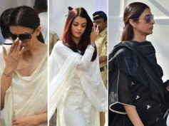 Sridevi Funeral Live! TEARY-EYED Aishwarya Rai Bachchan & Sushmita Sen Pay Their Last Respects