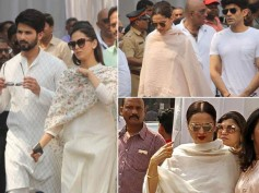 Sridevi's Funeral: Rekha Started CRYING After Hugging Janhvi; Deepika Padukone Says Final Goodbye