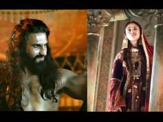 OH GOSH! When Ranveer Singh Made Aditi Rao Hydari FLINCH On The Sets Of Padmavaat