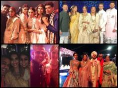 Aishwarya Rai Bachchan SKIPS Kapoor Clan Wedding; Shweta Bachchan BUMPS INTO Abhishek's EX Karisma!