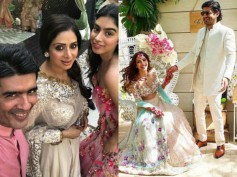 Arjun, Manish, Khushi & Others Attend Mohit Marwah & Antra Motiwala's Pre-wedding Ceremony! Pictures