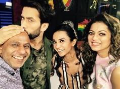 Drashti Dhami Tags Vivian Dsena As 'Mr Know It All'; Nakuul Mehta Wants Drashti To Hire A Stylist!