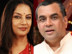 Shabana Azmi, Paresh Rawal To Attend 8th Theatre Olympics