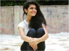 The New Sensation Priya Varrier Reveals Her Biggest Dream!