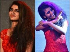 PICS! Priya Varrier, The 'Winking Girl' Steals The Show At Lulu Flower Festival 2018!