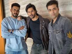 WOW! Varun Dhawan Reunites With Karan Johar & Shashank Khaitan For A Warrior Film Titled Rannbhoomi