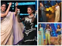 #MomentsWithSridevi! When Divyanka Tripathi Danced With The Bollywood DIVA Sridevi