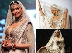 PICS! Sushmita Sen Paid A Tribute To Rekha's Umrao Jaan On The Ramp & It's BEAUTIFUL Beyond Words