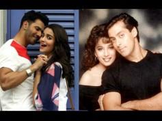 HEARD THIS! Varun Dhawan & Alia Bhatt In Salman Khan- Madhuri Dixit's Hum Aapke Hain Koun Remake?