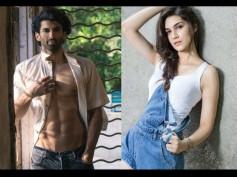 INSIDE SCOOP! Aditya Roy Kapur & Kriti Sanon To Star In Mohit Suri's Edgy Thriller?