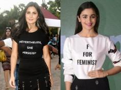 Women's Day Special! Katrina, Anushka, Alia, Shilpa, Jacqueline & Sonakshi Walk The Talk On Feminism