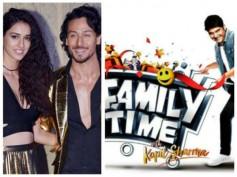 Kapil Sharma's New Show: Tiger Shroff & Disha Patani Were Never Scheduled To Shoot!