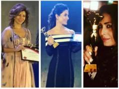 Hina Khan, Debina Bonnerjee & Geeta Kapoor Bag Awards At Power Women Fiesta Awards 2018 (PICS)