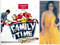 This HOT Actress To Join Kapil Sharma On His New Show Family Time With Kapil Sharma!