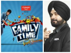 Navjot Singh Sidhu To Join Kapil Sharma On His New Show Family Time With Kapil Sharma!