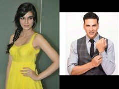 IT'S OFFICIAL! After Bobby Deol, Kriti Sanon Joins The Cast Of Akshay Kumar's Housefull 4