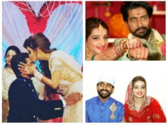 NEW PICS! Saathiya's Lovey Sasan Gets Engaged To Koushik Krishnamurthy In A GRAND Ceremony!