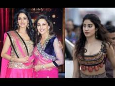 After Sridevi's Demise! Madhuri Dixit Replaces Her In Abhishek Varman's Next, CONFIRMS Janhvi Kapoor