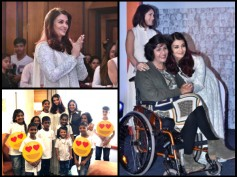 SPOTTED! Aishwarya Rai Bachchan Wins Kids' Hearts With Her Latest Outing, Leaves Us All Proud [PICS]