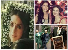 Sridevi's Farewell! TV Celebs Share Heartfelt Messages; Vikas Gupta Dedicates His Award To Sridevi!