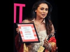 Rani Mukerji Receives the 'Pride Of Bengal' Award, Says There's No Life Without Hiccups!